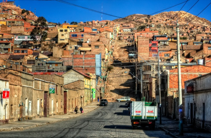 study spanish for bolivia