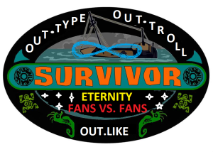 survivor eternity fans vs fans