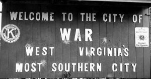 war west virginia