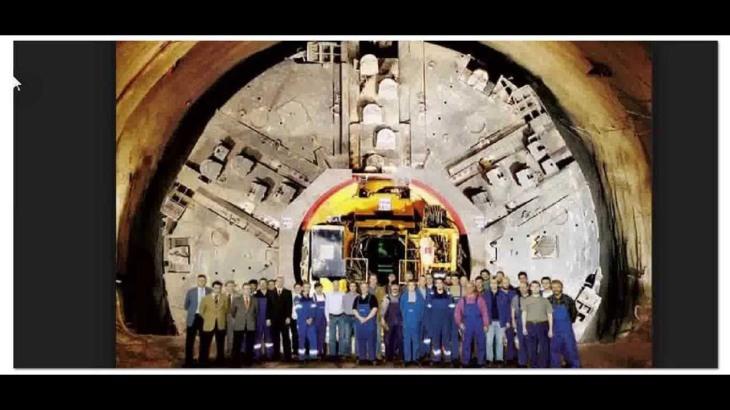 Illuminati Underground Tunnels